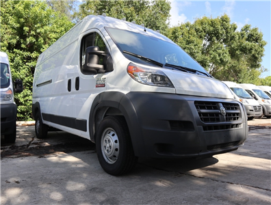 2018 ProMaster 2500 High Roof FWD,  Empty Cargo Van #8D00091 - photo 1