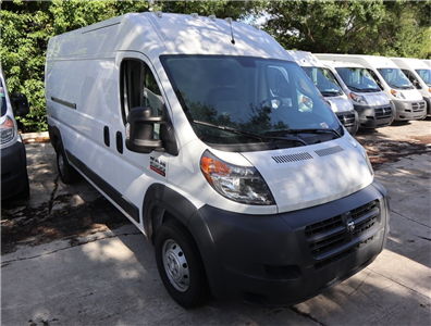 2018 ProMaster 2500 High Roof FWD,  Empty Cargo Van #8D00091 - photo 2