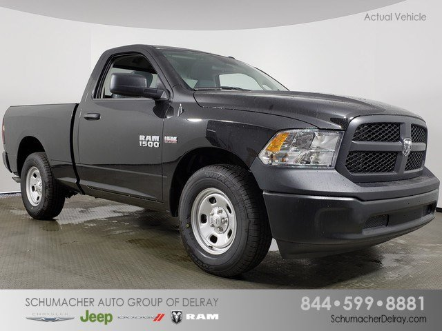 2018 Ram 1500 Regular Cab, Pickup #8D00426 - photo 1