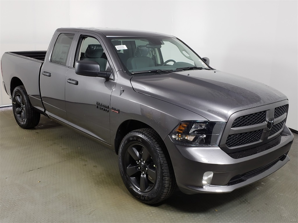 2018 Ram 1500 Quad Cab,  Pickup #8D00434 - photo 18