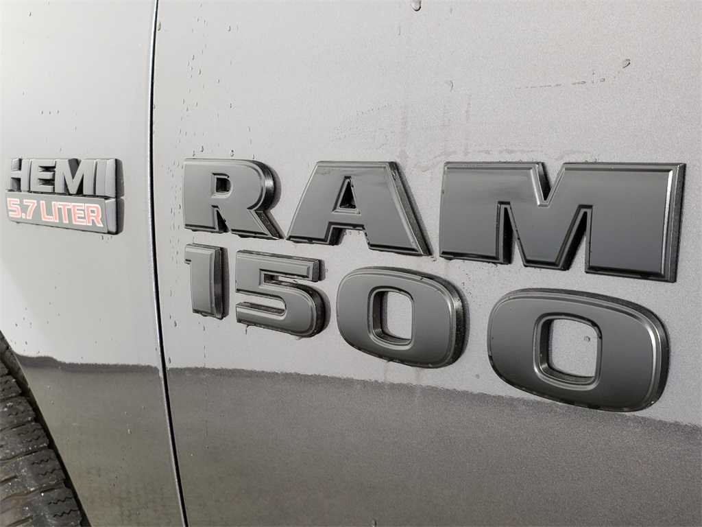 2018 Ram 1500 Quad Cab,  Pickup #8D00434 - photo 25