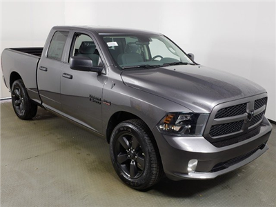 2018 Ram 1500 Quad Cab,  Pickup #8D00434 - photo 4