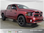 2018 Ram 1500 Crew Cab, Pickup #8D00502 - photo 1