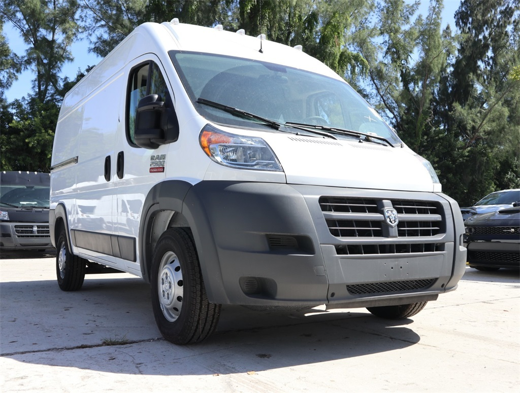 2018 ProMaster 2500 High Roof FWD,  Empty Cargo Van #8D00564 - photo 11