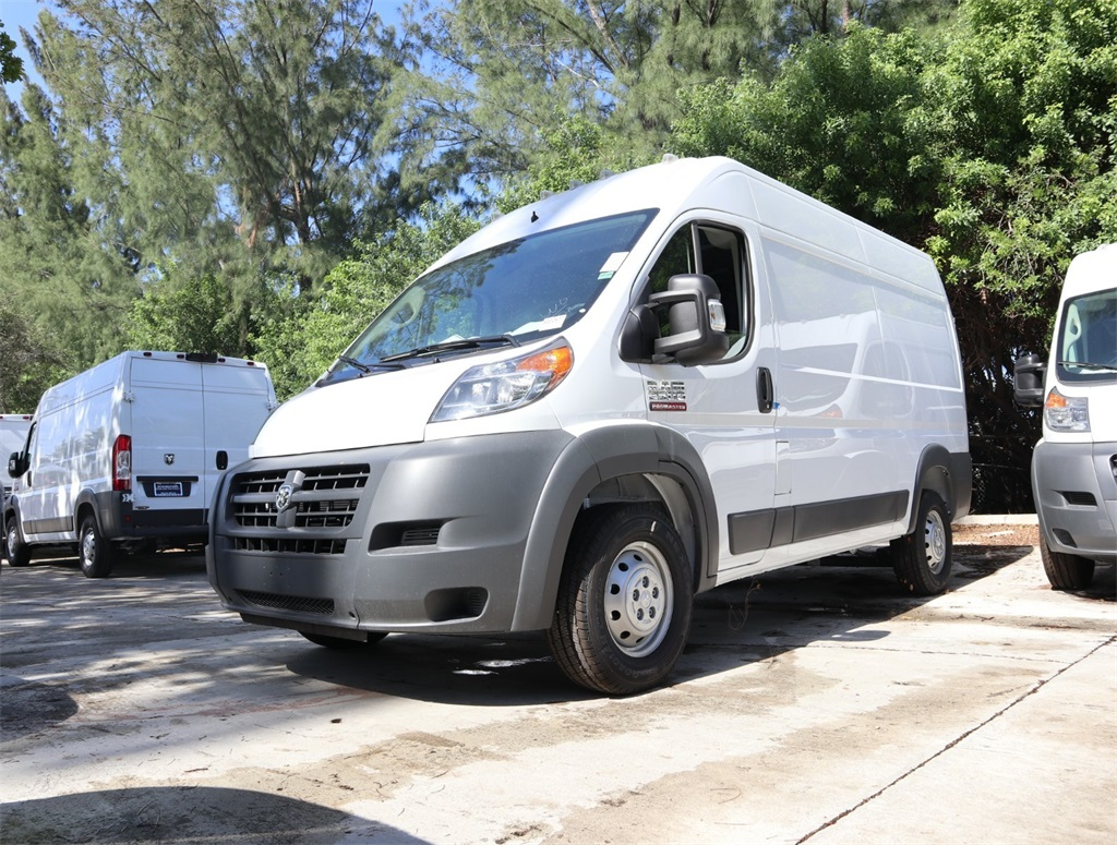 2018 ProMaster 2500 High Roof FWD,  Empty Cargo Van #8D00577 - photo 4