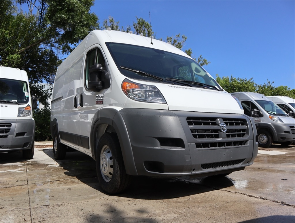 2018 ProMaster 2500 High Roof FWD,  Empty Cargo Van #8D00580 - photo 12