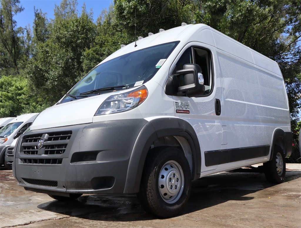2018 ProMaster 2500 High Roof FWD,  Empty Cargo Van #8D00580 - photo 4