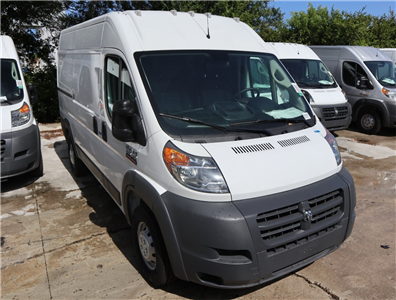 2018 ProMaster 2500 High Roof FWD,  Empty Cargo Van #8D00580 - photo 1
