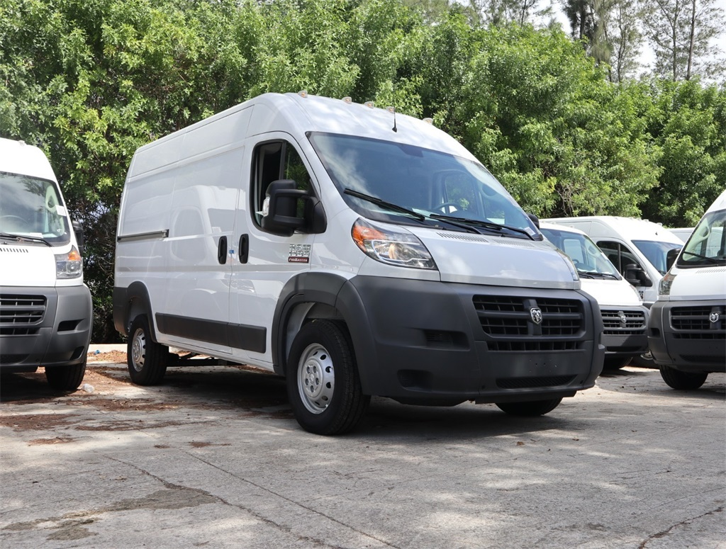 2018 ProMaster 1500 High Roof FWD,  Empty Cargo Van #8D00581 - photo 9