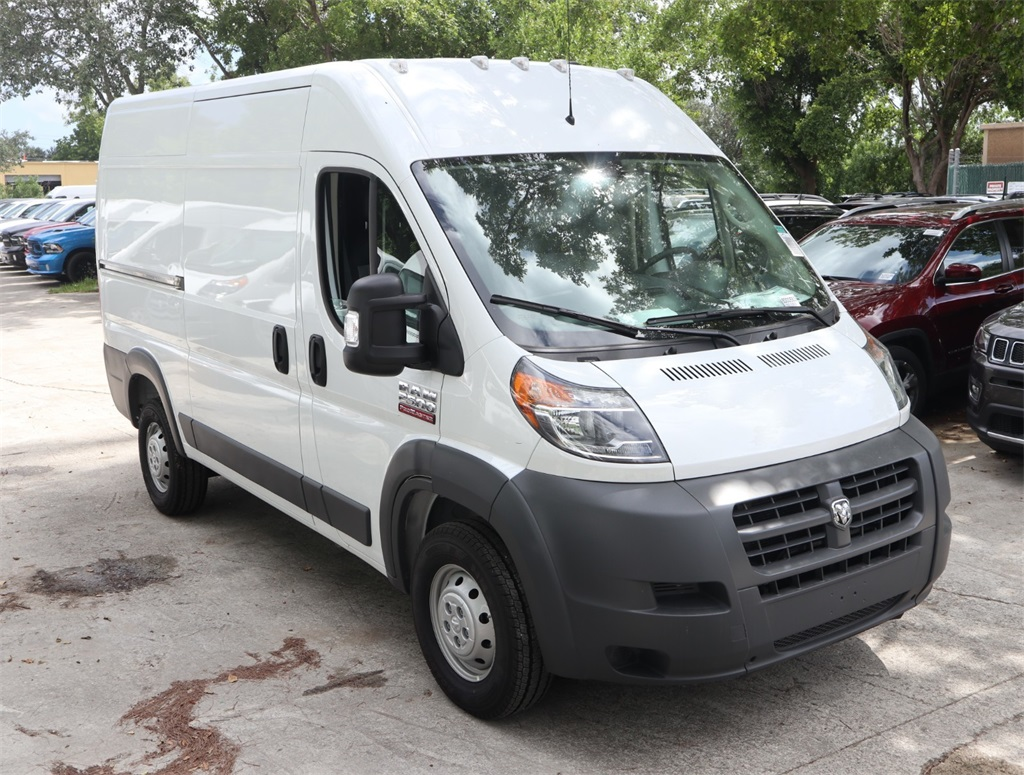 2018 ProMaster 2500 High Roof FWD,  Empty Cargo Van #8D00583 - photo 1