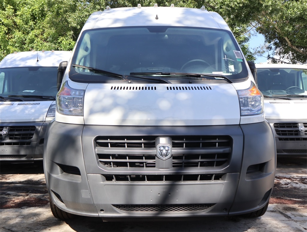 2018 ProMaster 2500 High Roof FWD,  Empty Cargo Van #8D00584 - photo 3