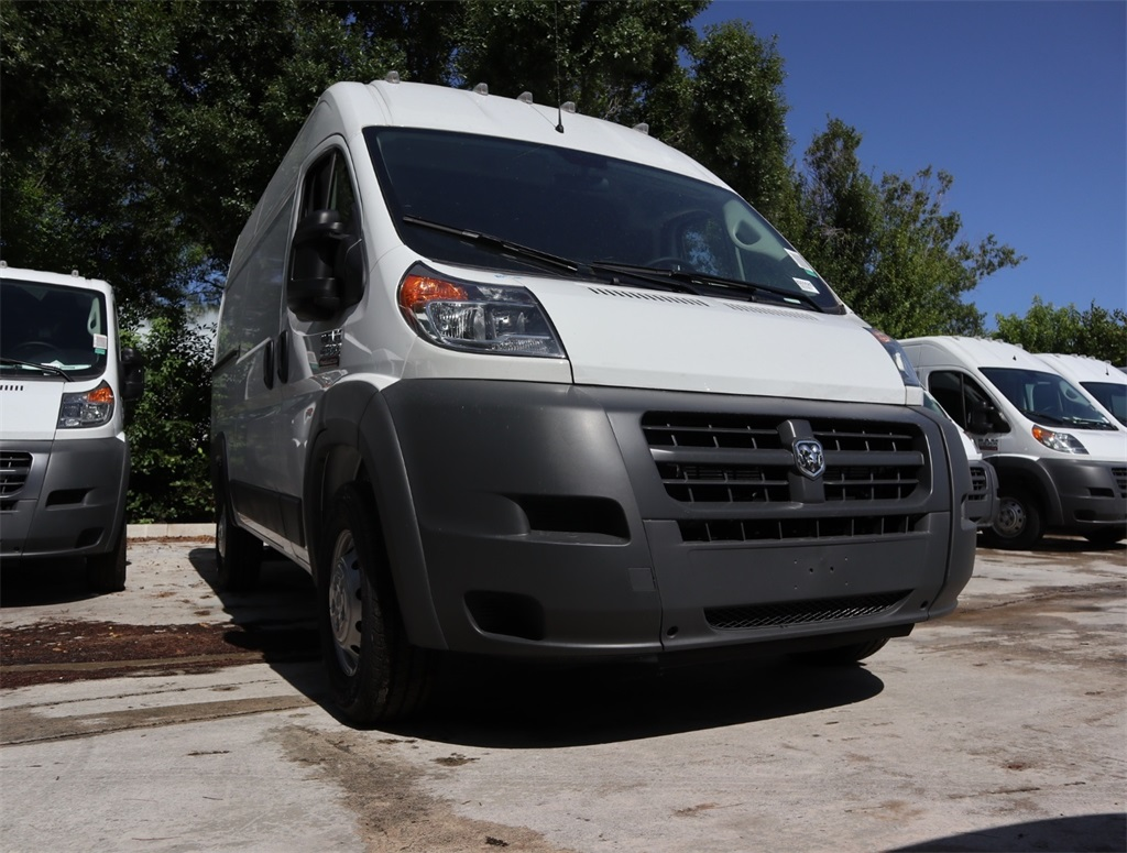2018 ProMaster 2500 High Roof FWD,  Empty Cargo Van #8D00585 - photo 12