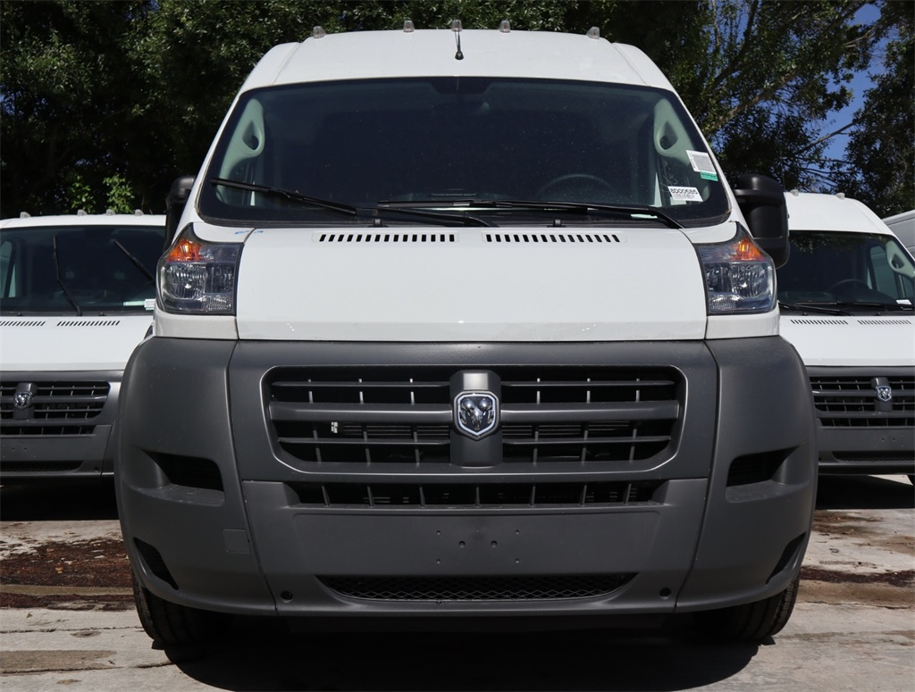 2018 ProMaster 2500 High Roof FWD,  Empty Cargo Van #8D00585 - photo 3