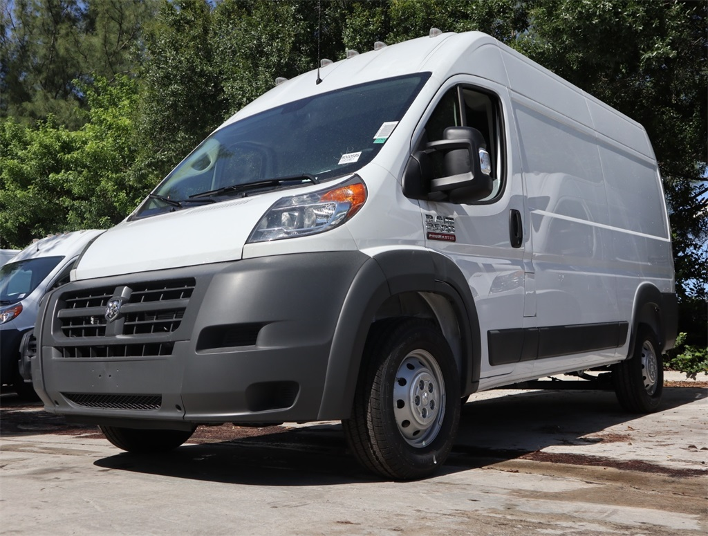2018 ProMaster 2500 High Roof FWD,  Empty Cargo Van #8D00585 - photo 4