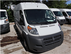 2018 ProMaster 2500 High Roof FWD,  Empty Cargo Van #8D00585 - photo 1