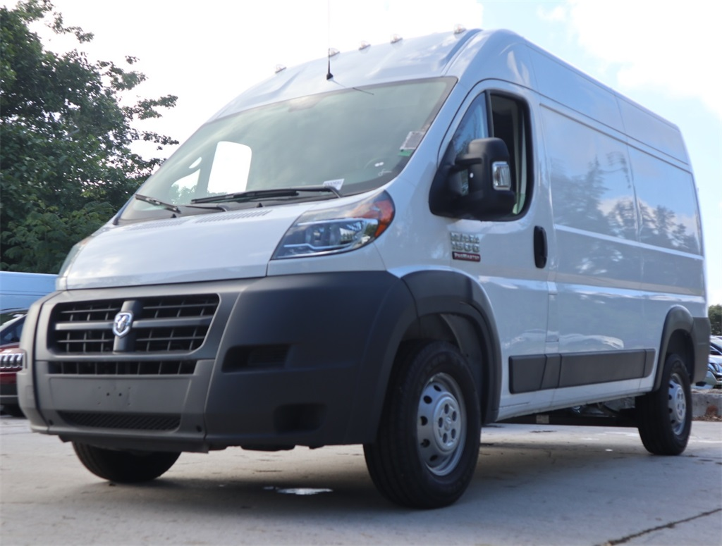 2018 ProMaster 1500 High Roof FWD,  Empty Cargo Van #8D00591 - photo 4