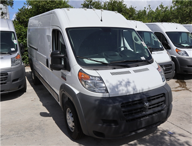 2018 ProMaster 2500 High Roof FWD,  Empty Cargo Van #8D00592 - photo 1