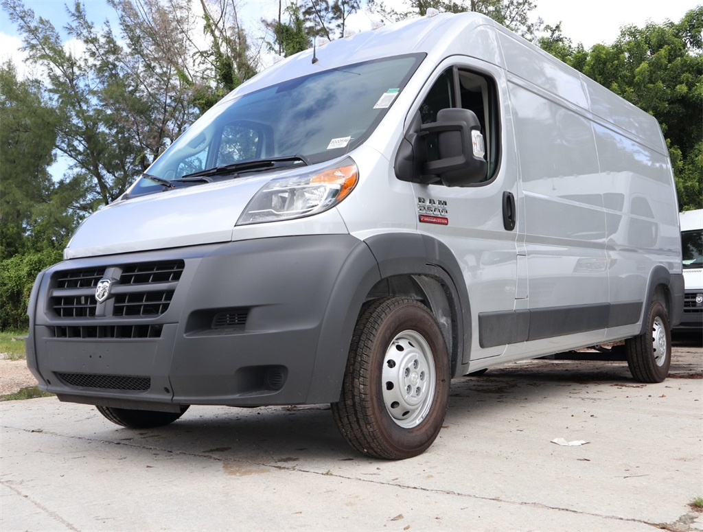 2018 ProMaster 2500 High Roof FWD,  Empty Cargo Van #8D00596 - photo 1