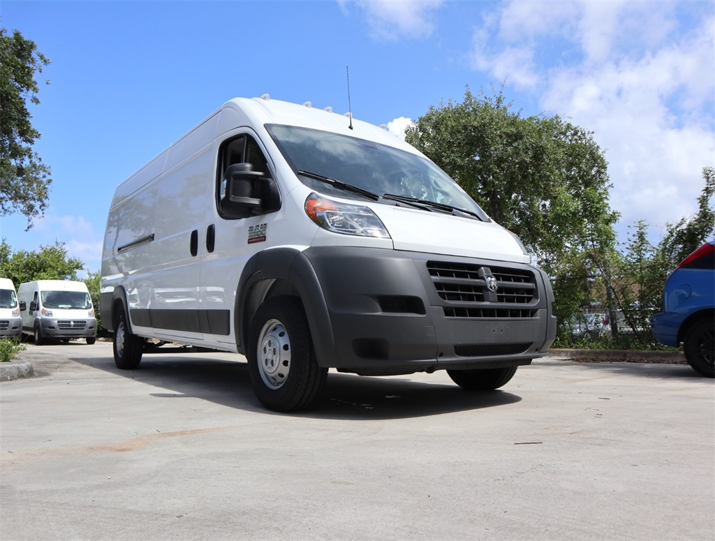 2018 ProMaster 3500 High Roof FWD,  Empty Cargo Van #8D00597 - photo 10