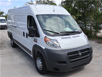 2018 ProMaster 3500 High Roof FWD,  Empty Cargo Van #8D00597 - photo 1