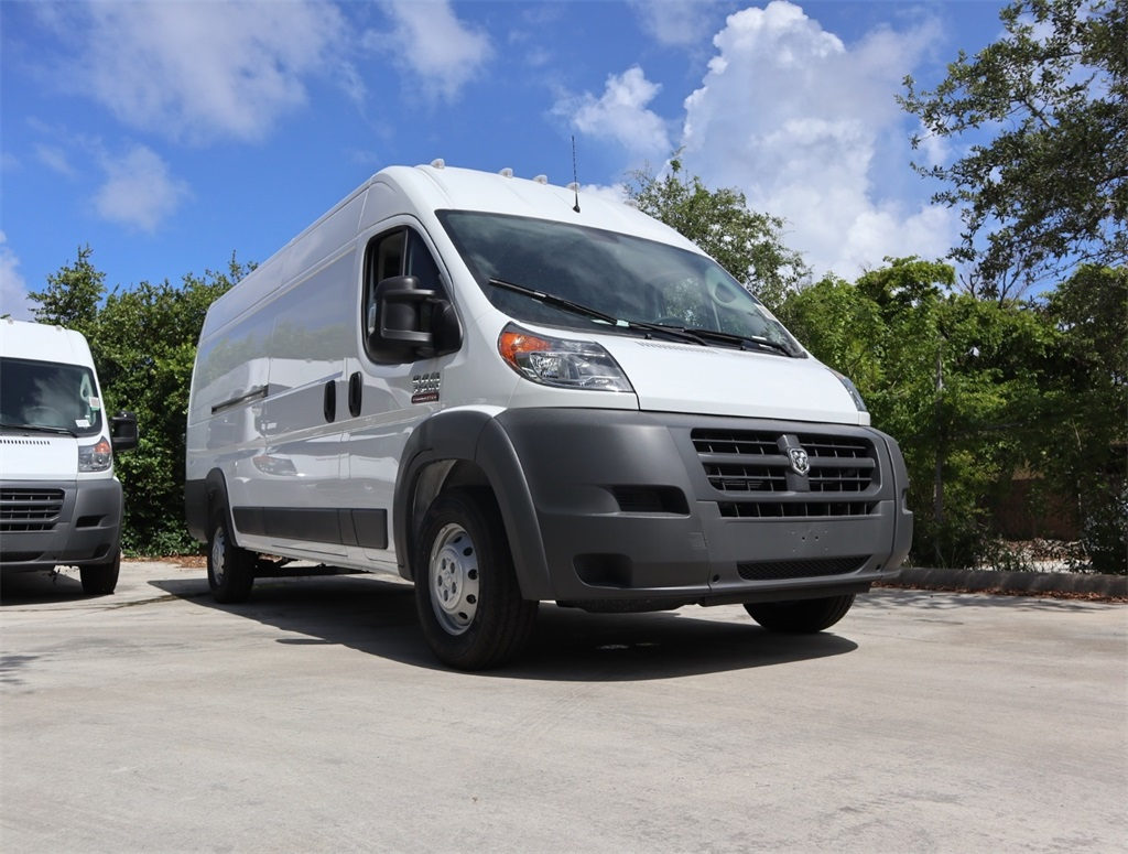 2018 ProMaster 3500 High Roof FWD,  Empty Cargo Van #8D00602 - photo 12
