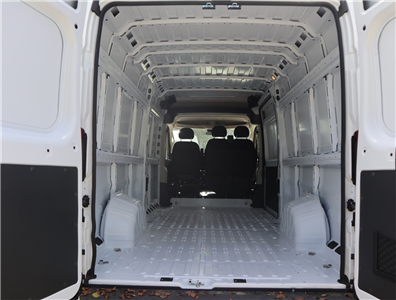 2018 ProMaster 3500 High Roof FWD,  Empty Cargo Van #8D00602 - photo 2