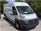 2018 ProMaster 3500 High Roof FWD,  Empty Cargo Van #8D00602 - photo 1