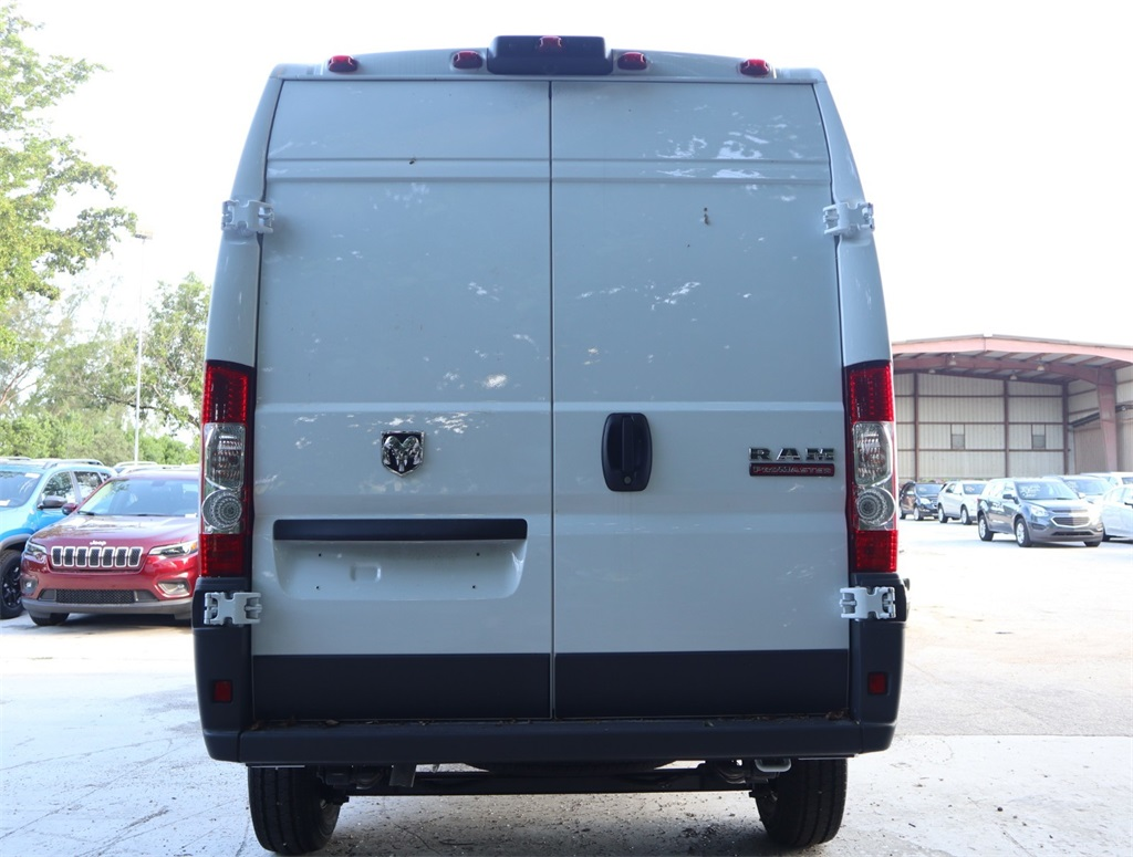 2018 ProMaster 1500 High Roof FWD,  Empty Cargo Van #8D00608 - photo 2