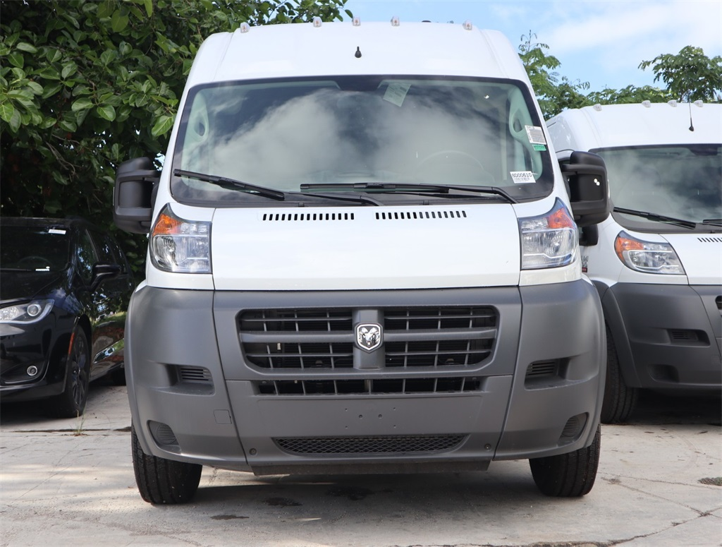 2018 ProMaster 2500 High Roof FWD,  Empty Cargo Van #8D00610 - photo 3