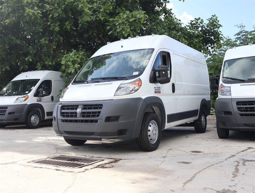 2018 ProMaster 2500 High Roof FWD,  Empty Cargo Van #8D00610 - photo 4
