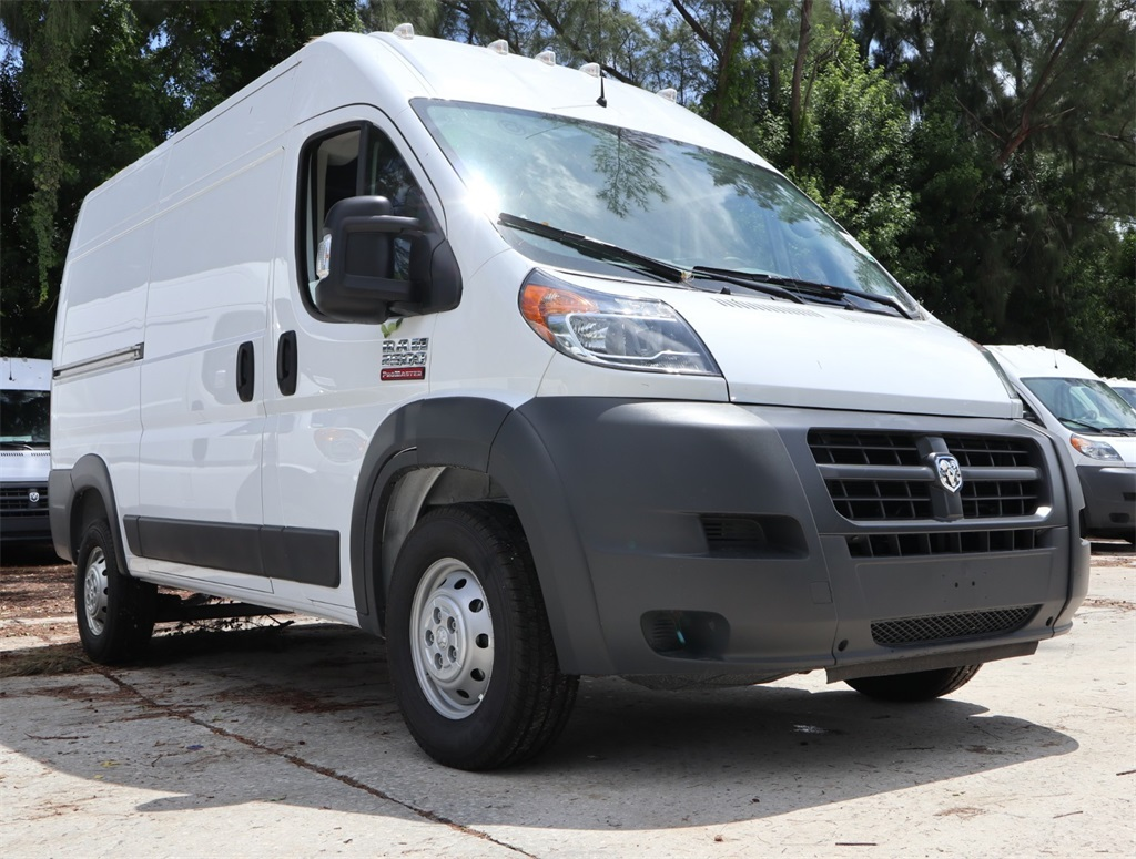 2018 ProMaster 2500 High Roof FWD,  Empty Cargo Van #8D00768 - photo 3