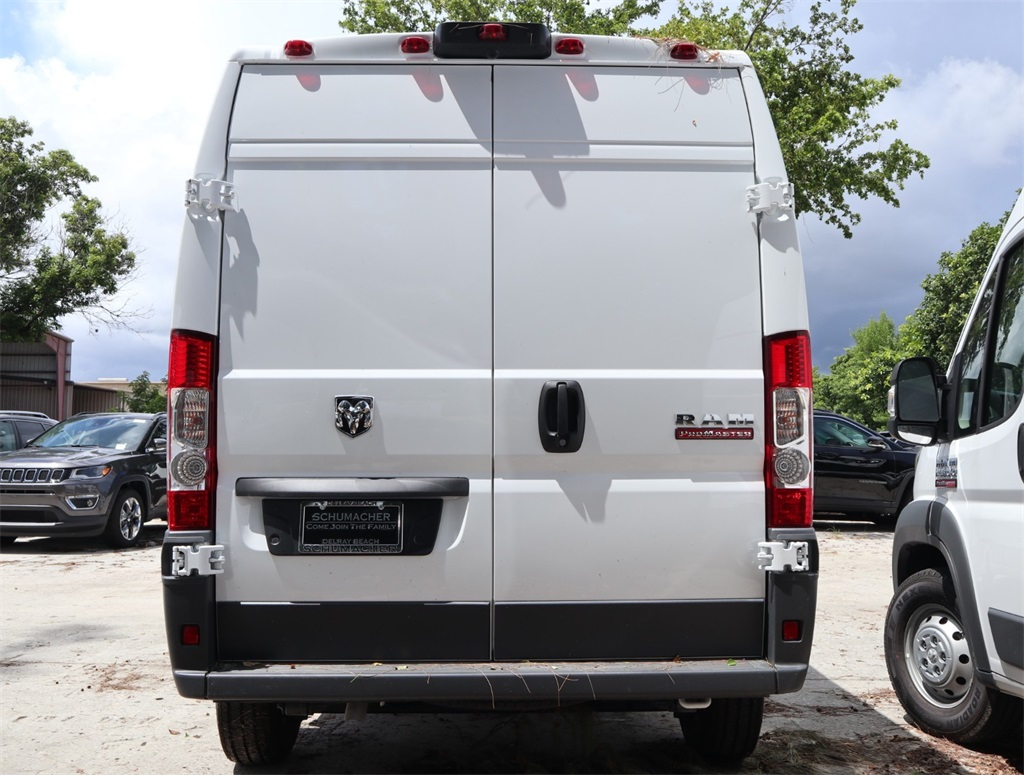 2018 ProMaster 2500 High Roof FWD,  Empty Cargo Van #8D00768 - photo 2