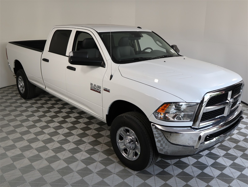 2018 Ram 2500 Crew Cab 4x4,  Pickup #8D00856 - photo 3