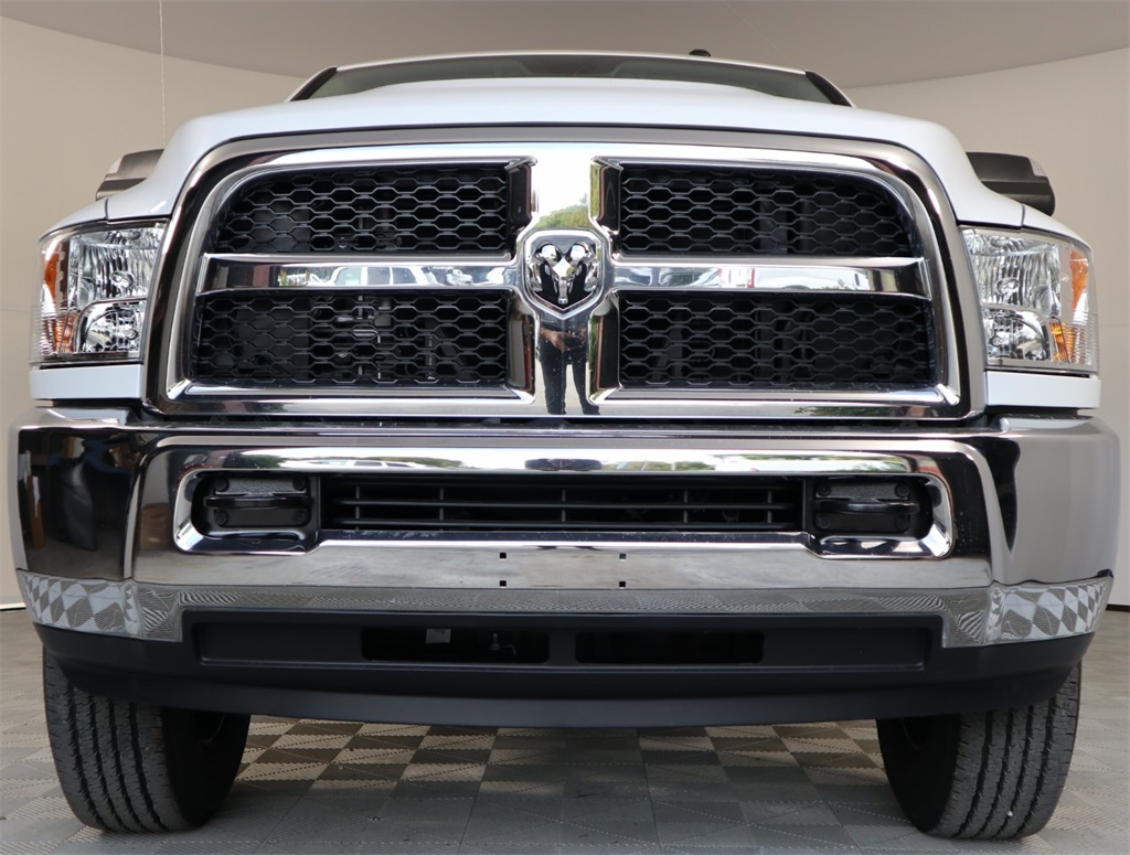 2018 Ram 2500 Crew Cab 4x4,  Pickup #8D00856 - photo 4