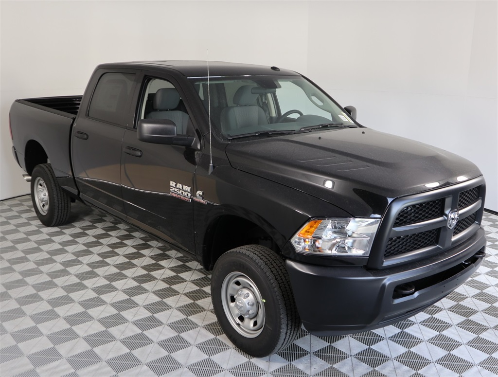 2018 Ram 2500 Crew Cab 4x4,  Pickup #8D00861 - photo 3