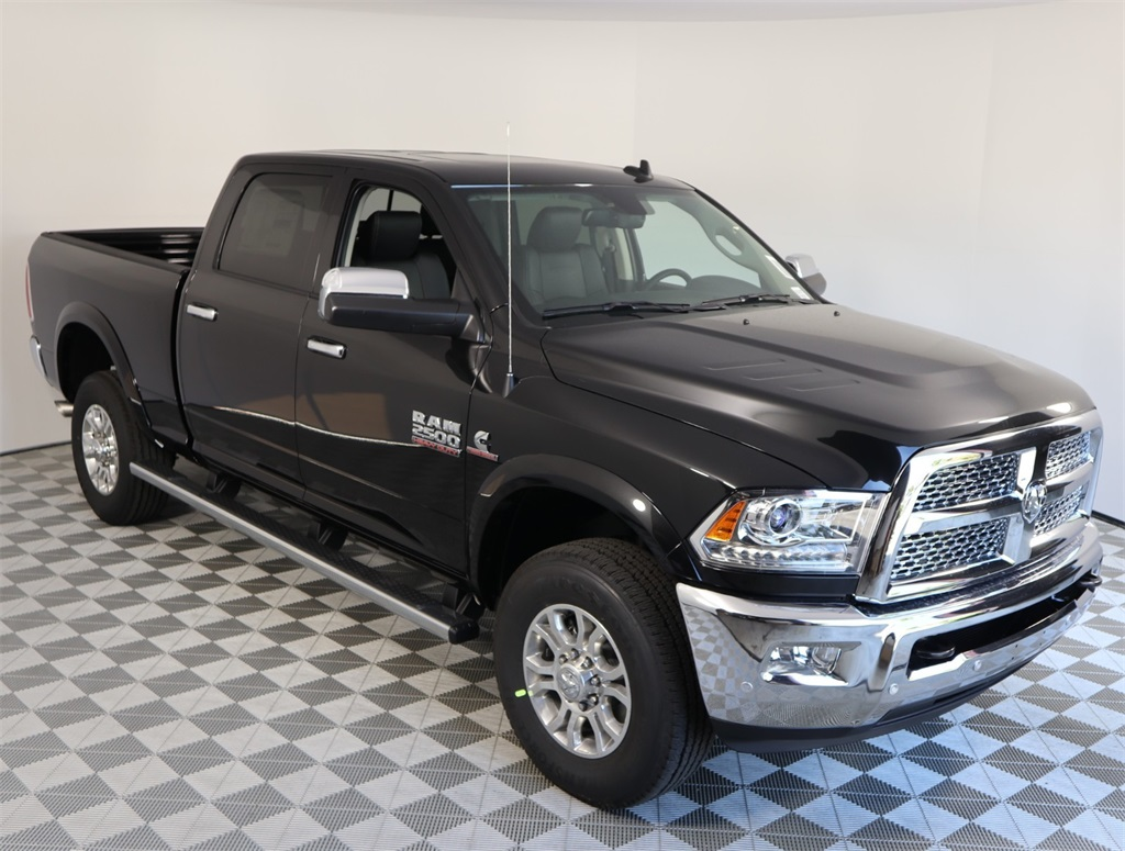 2018 Ram 2500 Crew Cab 4x4,  Pickup #8D00877 - photo 2