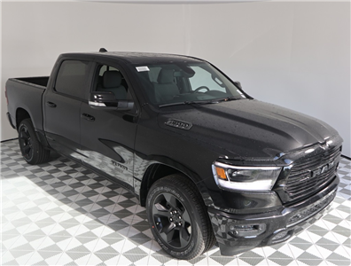 2019 Ram 1500 Crew Cab 4x2,  Pickup #9D00025 - photo 1