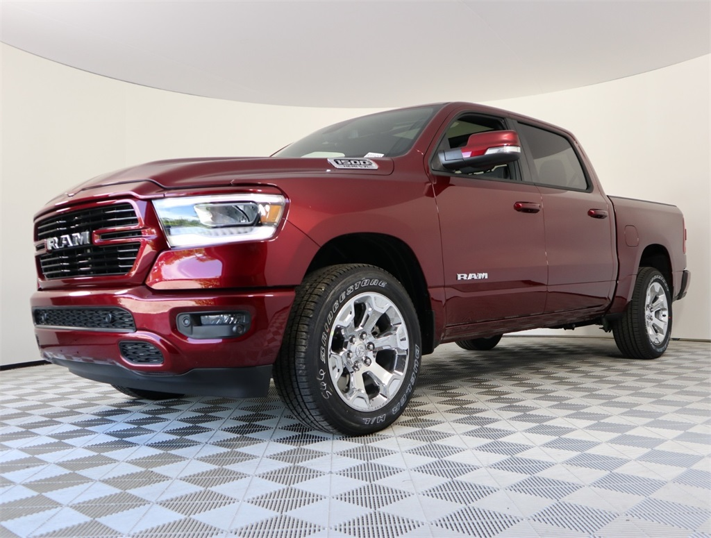 2019 Ram 1500 Crew Cab 4x2,  Pickup #9D00255 - photo 5