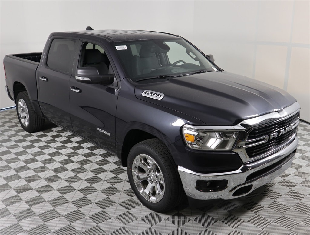 2019 Ram 1500 Crew Cab 4x2,  Pickup #9D00332 - photo 3
