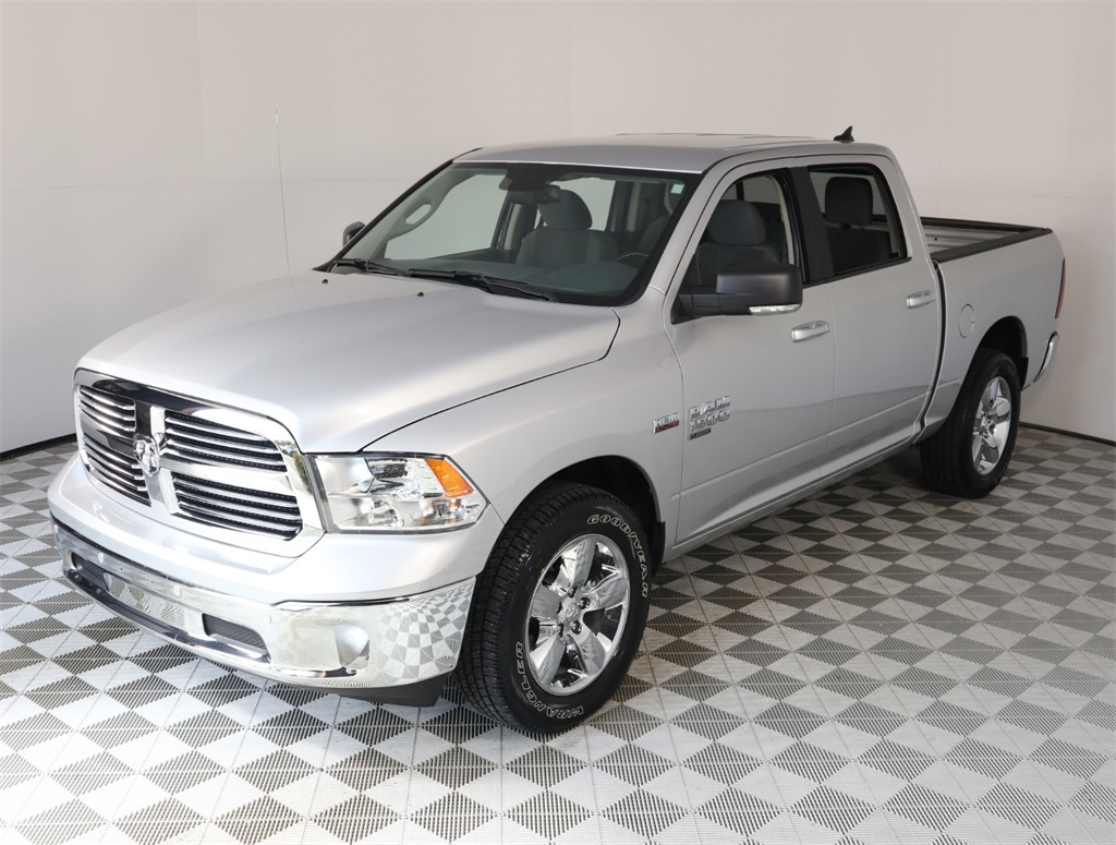 2019 Ram 1500 Crew Cab 4x4,  Pickup #9D00369 - photo 6