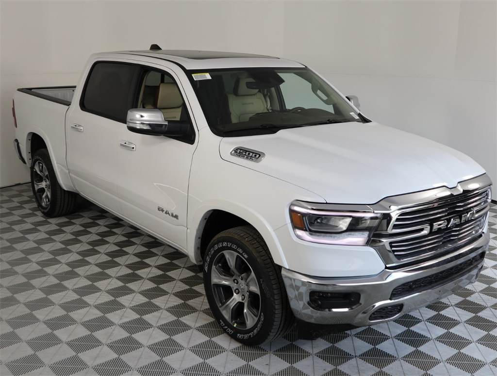2019 Ram 1500 Crew Cab 4x2,  Pickup #9D00402 - photo 3