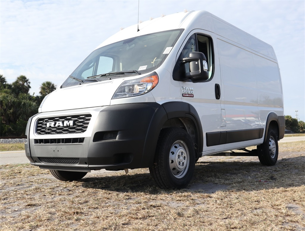 2019 ProMaster 1500 High Roof FWD,  Empty Cargo Van #9D00409 - photo 5