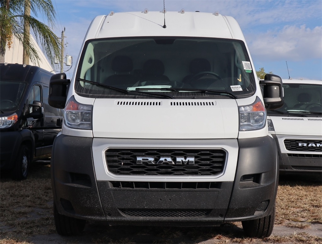2019 ProMaster 2500 High Roof FWD,  Empty Cargo Van #9D00414 - photo 4