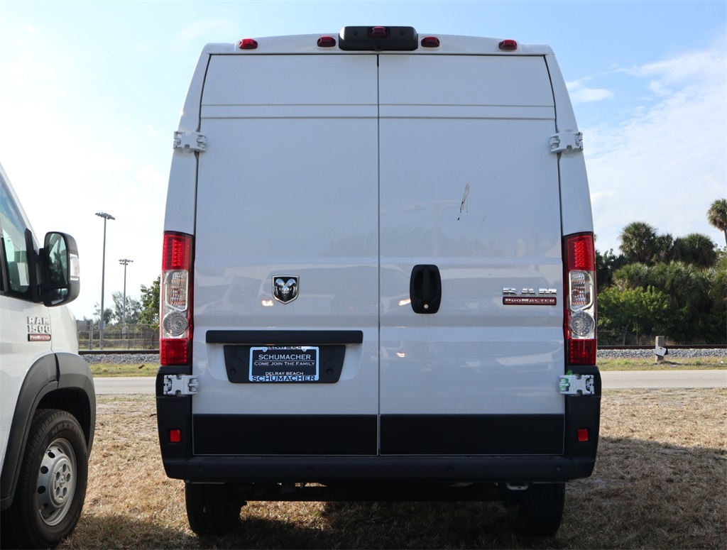 2019 ProMaster 2500 High Roof FWD,  Empty Cargo Van #9D00414 - photo 2