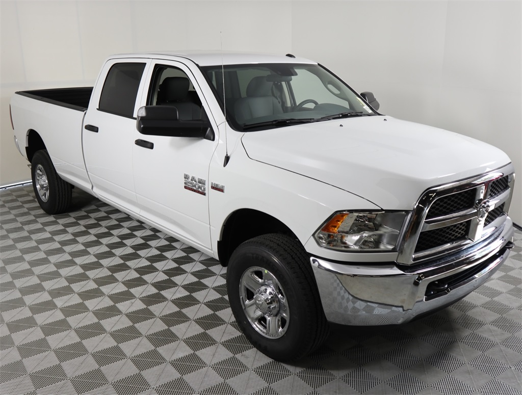 2018 Ram 2500 Crew Cab 4x4,  Pickup #9D00417 - photo 3