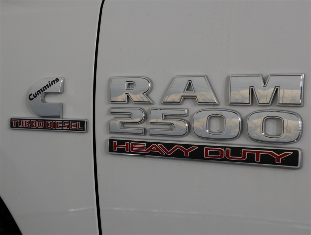 2018 Ram 2500 Crew Cab 4x4,  Pickup #9D00433 - photo 11