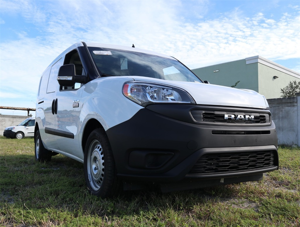 2019 Ram ProMaster City FWD, Empty Cargo Van #9D00875 - photo 1