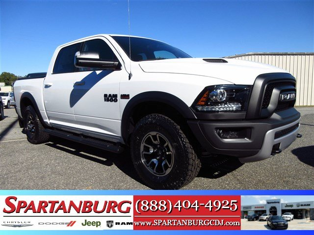 2017 Ram 1500 Crew Cab 4x4, Pickup #17132 - photo 1