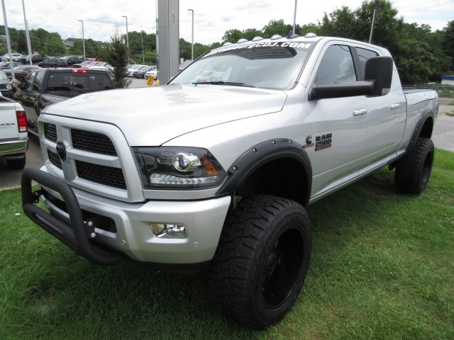 2017 Ram 2500 Mega Cab 4x4 Pickup #17342 - photo 3