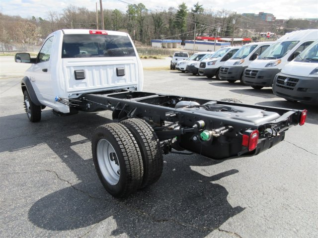 2017 Ram 4500 Regular Cab DRW 4x4 Cab Chassis #17631 - photo 4